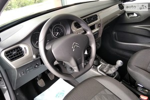 Citroen C-Elysee New 1.6 MТ (115 л.с.) Feel