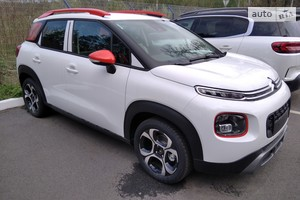 Citroen C3 Aircross 1.5 BlueHDi AT (120 л.с.) S&S Shine