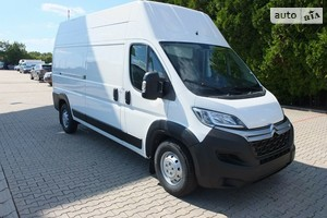 Citroen Jumper груз. 435 L4H3 2.0 BlueHDi MT (160 л.с.)