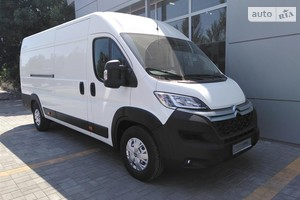 Citroen Jumper груз. 4-40 L4H2 2.0 BlueHDi MT (160 л.с.)