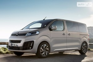 Citroen Space Tourer 2.0 BlueHDi MT (150 л.с.) L2 Business