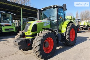 Claas Arion 640C