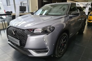 DS 3 Crossback 1.2 PureTech AT (155 л.с.) Performance Line