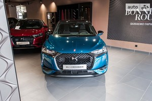 DS 3 Crossback 1.5 BlueHDi AT (130 л.с.) Grand Chic