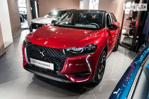 DS 3 Crossback 1.2 PureTech AT (155 л.с.) Grand Chic
