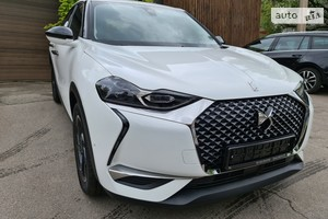 DS 3 Crossback 1.2 PureTech AT (130 л.с.) Grand Chic