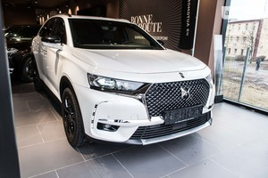 DS 7 Crossback 2.0 BlueHDi AT (180 л.с.) S&S Grand Chic