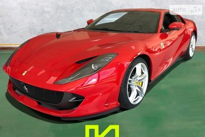 Ferrari 812 Superfast 6.5 DCT (800 л.с.)
