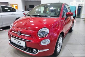 Fiat 500 1.2 AT (69 л.с.) Dolcevita