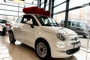 Fiat 500 1.2 AT (69 л.с.) Lounge