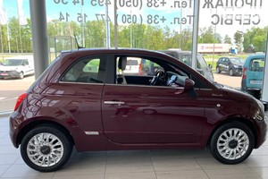 Fiat 500 1.2 AT (69 л.с.) Base