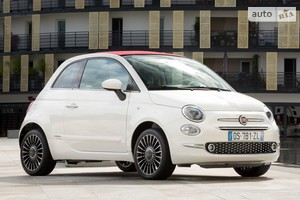 Fiat 500 1.2 AT (69 л.с.) Club Her