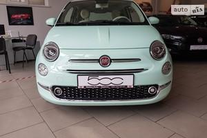 Fiat 500 New 1.2 AT (69 л.с.) Individual