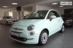 Fiat 500 New 1.2 AT (69 л.с.) Lounge