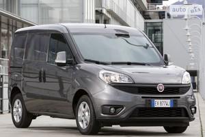 Fiat Doblo груз. New Maxi 1.4 МТ (95 л.с.)