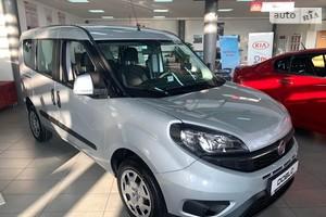 Fiat Doblo Panorama New 1.4 MT (95 л.с.) Easy
