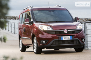 Fiat Doblo Panorama New 1.4 MT (95 л.с.) Easy