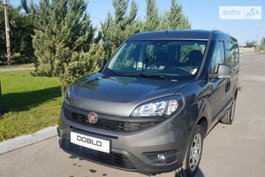 Fiat Doblo Panorama New 1.4 MT (95 л.с.) Pop