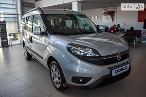 Fiat Doblo Panorama 1.6D МТ (120 л.с.) Easy