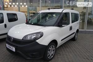 Fiat Doblo пасс. Nuovo 1.4 MТ (95 л.с.) Base