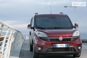 Fiat Doblo пасс. New 1.3D MT (90 л.с.) Active Corto