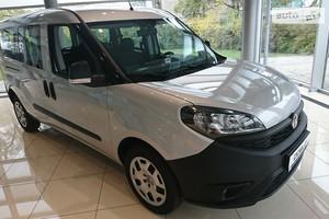 Fiat Doblo пасс. New Maxi 1.6D MT (105 л.с.) Active Lungo N1