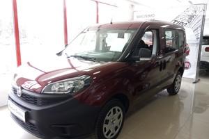Fiat Doblo пасс. New 1.4 MT (95 л.с.) Individual