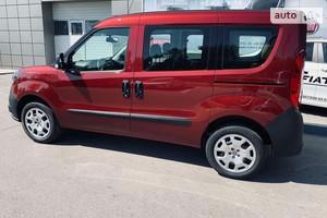 Fiat Doblo пасс. New 1.4 MT (95 л.с.) Active Corto