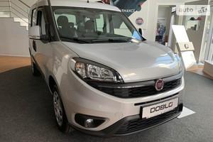 Fiat Doblo пасс. New 1.4 MT (95 л.с.) 7s Panorama Pop