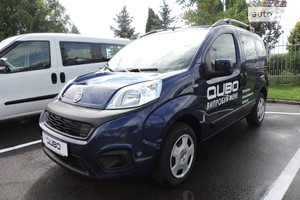Fiat Qubo пасс. 1.3D MultiJet MT (75 л.с.) Easy