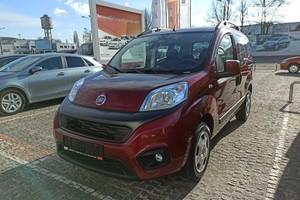 Fiat Qubo пасс. 1.4 МТ (77 л.с.) Active