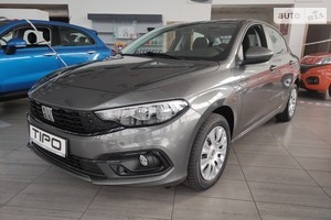 Fiat Tipo 1.4 МТ (95 л.с.) Mid+