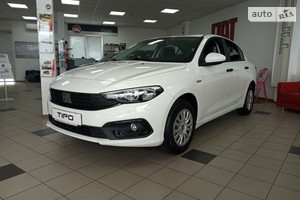 Fiat Tipo 1.4 МТ (95 л.с.) Entry