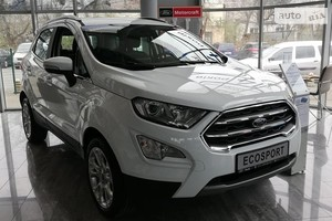 Ford EcoSport 1.0 EcoBoost AT (125 л.с.) Titanium
