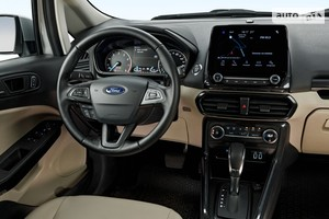 Ford EcoSport 1.0 EcoBoost AT (125 л.с.) Titanium