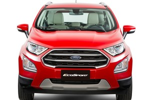 Ford EcoSport 1.0 EcoBoost AT (125 л.с.) Lux