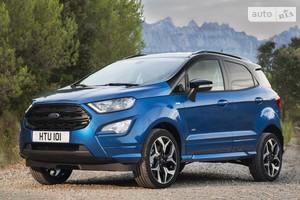 Ford EcoSport 1.0 EcoBoost AT (125 л.с.) ST-Line Plus