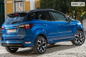 Ford EcoSport 1.0 EcoBoost AT (125 л.с.) ST-Line Plus
