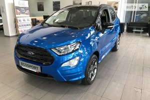 Ford EcoSport 1.0 EcoBoost AT (125 л.с.) ST-Line
