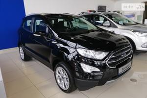 Ford EcoSport 1.0 EcoBoost MT (125 л.с.) Titanium