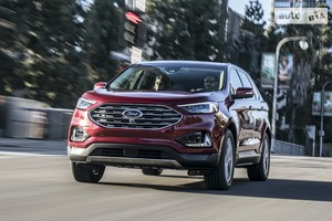 Ford Edge 2.0 EcoBlue AT (238 л.с.) 4WD Lux