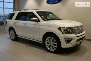 Ford Expedition 3.5 EcoBoost Ti-VCT (375 л.с.) AT 4x4 base