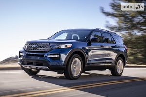 Ford Explorer 3.5 АТ (365 л.с.) Limited
