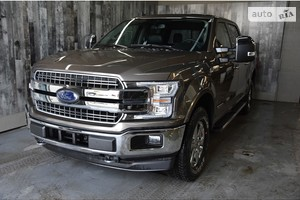 Ford F-150 3.0D AT (290 л.с.) AWD Lariat
