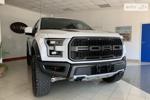 Ford F-150 Raptor 3.5 AT (450 л.с.) SuperCrew AWD