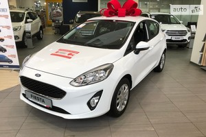 Ford Fiesta 1.0 Ecoboost MT (95 л.с.) Connected