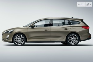 Ford Focus 1.5 MT (120 л.с.) Trend Edition