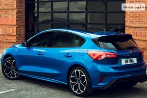 Ford Focus 1.5 Ecoboost AT (150 л.с.) ST-Line