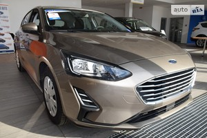 Ford Focus 1.5 AT (120 л.с.) Trend
