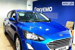 Ford Focus 1.0 Ecoboost АT8 (125 л.с.) Trend Edition